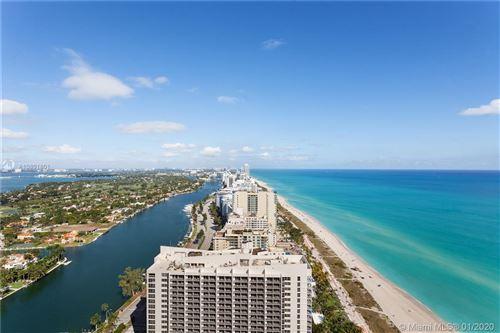 Photo of 4779 Collins Ave #PH4101, Miami Beach, FL 33140 (MLS # A10801801)