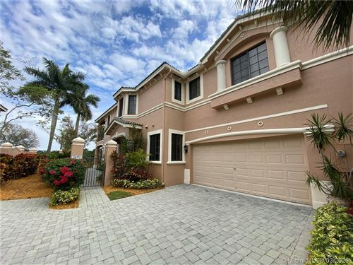 Photo of Listing MLS a10829801 in 2697 Center Ct Dr #1-13 Weston FL 33332