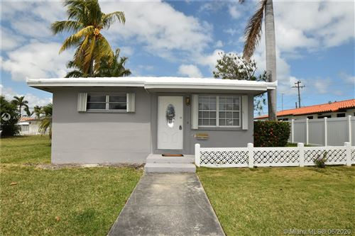 Photo of 807 Tyler St, Hollywood, FL 33019 (MLS # A10868801)