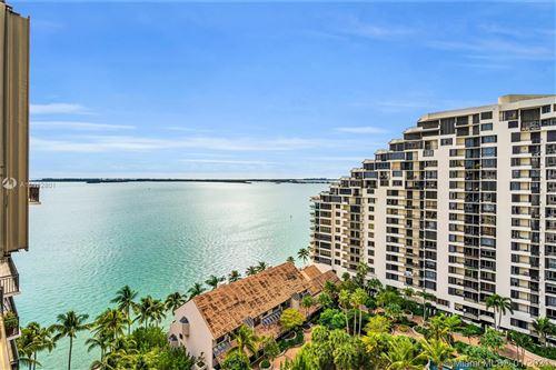 Photo of 540 Brickell Key Dr #1717, Miami, FL 33131 (MLS # A10982801)