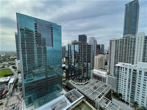 Photo of 1300 Brickell Bay Dr #3201, Miami, FL 33131 (MLS # A11074801)