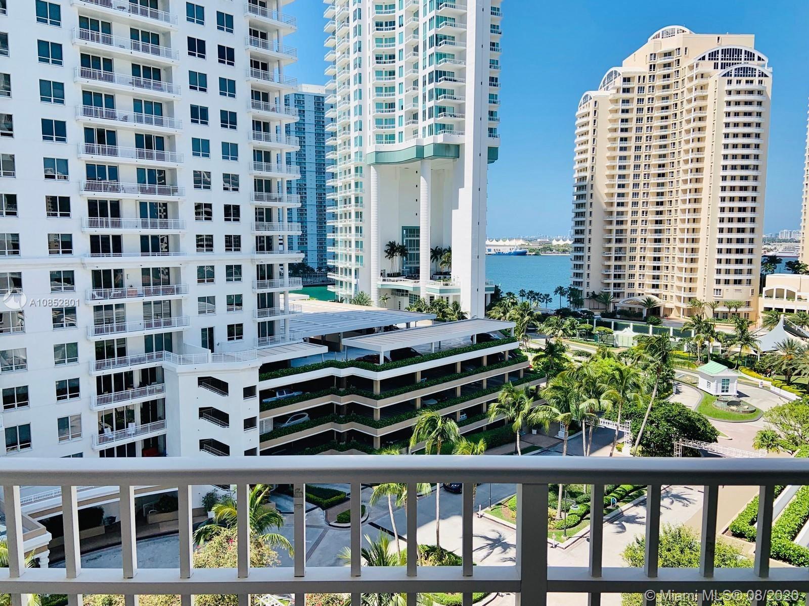 701 Brickell Key Blvd #1106, Miami, FL 33131 - #: A10852801