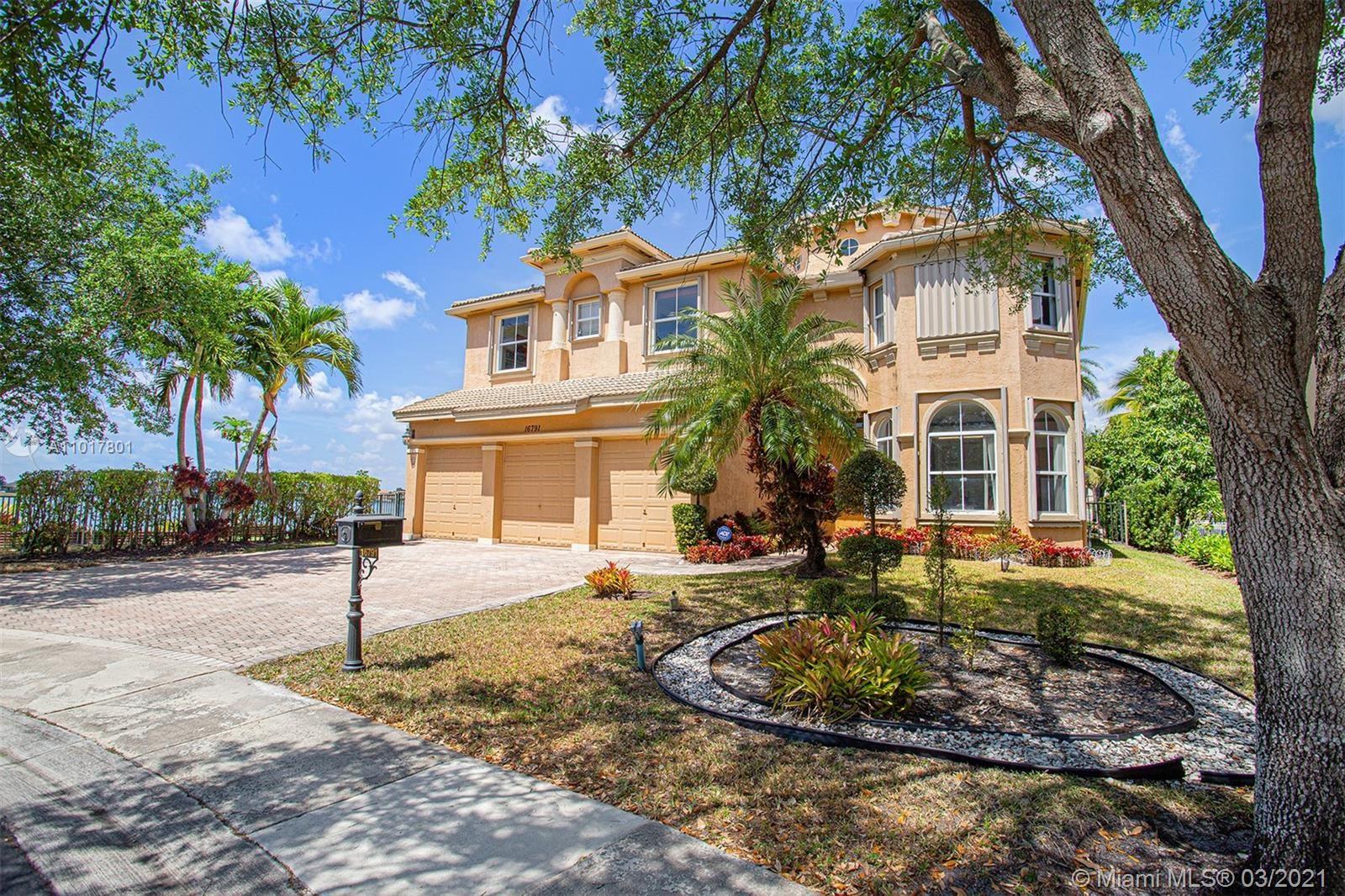 16791 SW 14th St, Pembroke Pines, FL 33027 - #: A11017801