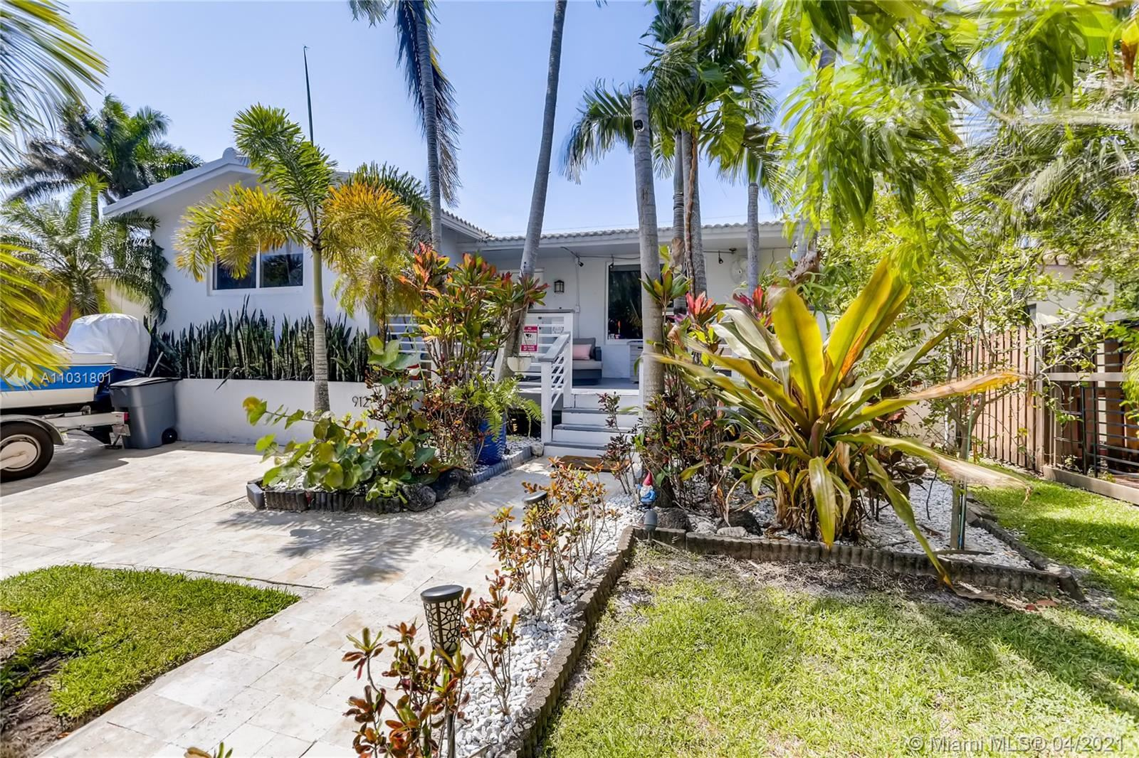 912 Johnson St, Hollywood, FL 33019 - #: A11031801