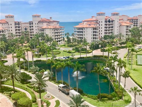 Foto de inmueble con direccion 7066 Fisher Island Dr #7066 Miami Beach FL 33109 con MLS A10795802