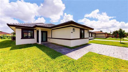 Photo of 848 SW 5 ST, Florida City, FL 33034 (MLS # A10868802)