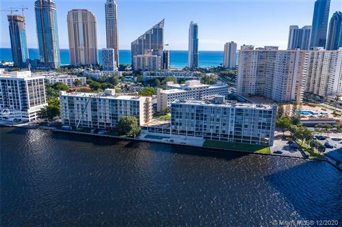 Photo of 17500 N Bay Rd #S603, Sunny Isles Beach, FL 33160 (MLS # A10965802)