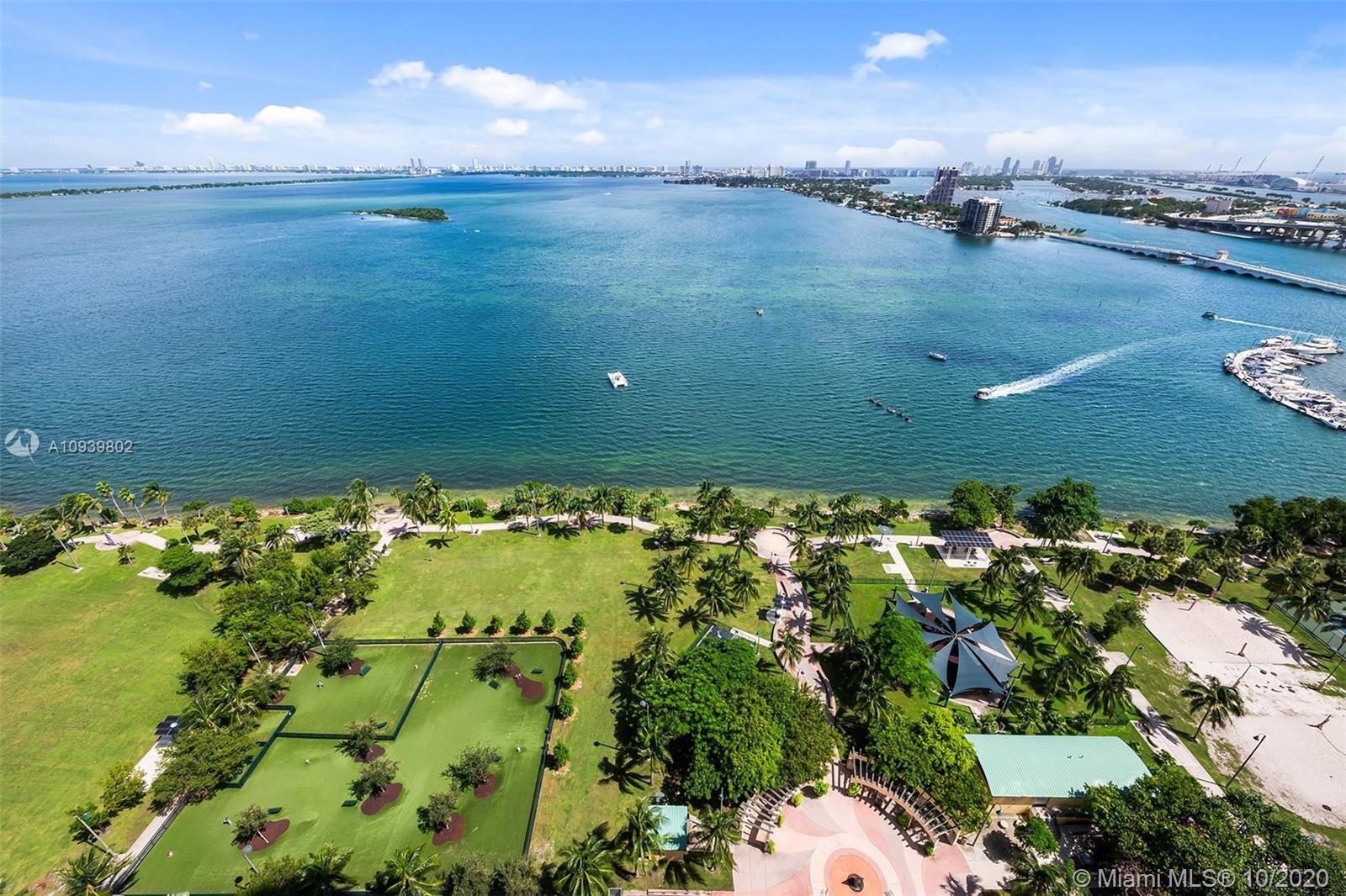 1800 N Bayshore Dr #2801, Miami, FL 33132 - #: A10939802