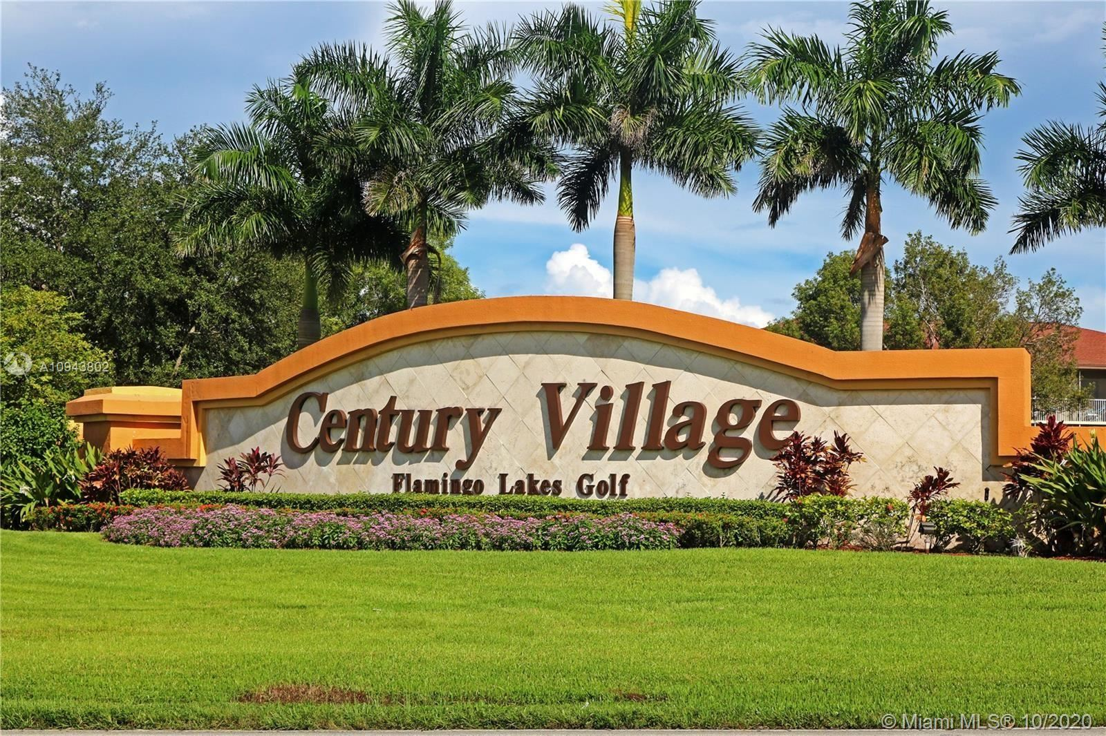 901 SW 138th Ave #109C, Pembroke Pines, FL 33027 - #: A10943802
