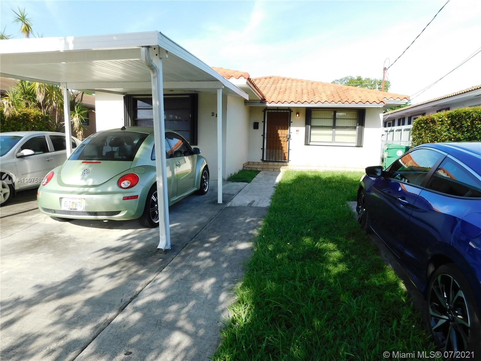 Photo of 215 NW 58th Ct, Miami, FL 33126 (MLS # A11075802)