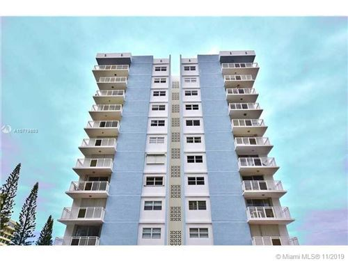 Photo of 1801 S Ocean Dr #238, Hallandale, FL 33009 (MLS # A10779803)