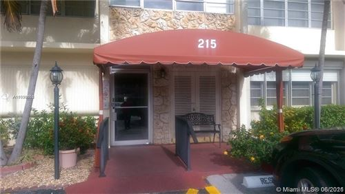 Photo of 215 SE 3rd Ave #107A, Hallandale Beach, FL 33009 (MLS # A11038803)