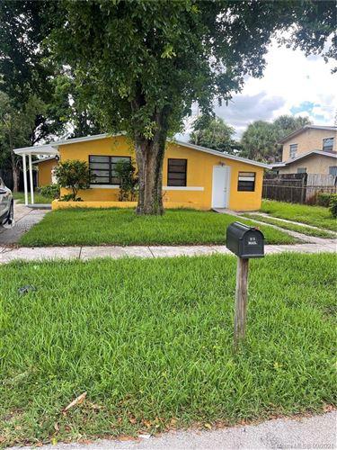 Photo of 3380 NW 8th Pl, Lauderhill, FL 33311 (MLS # A11101803)