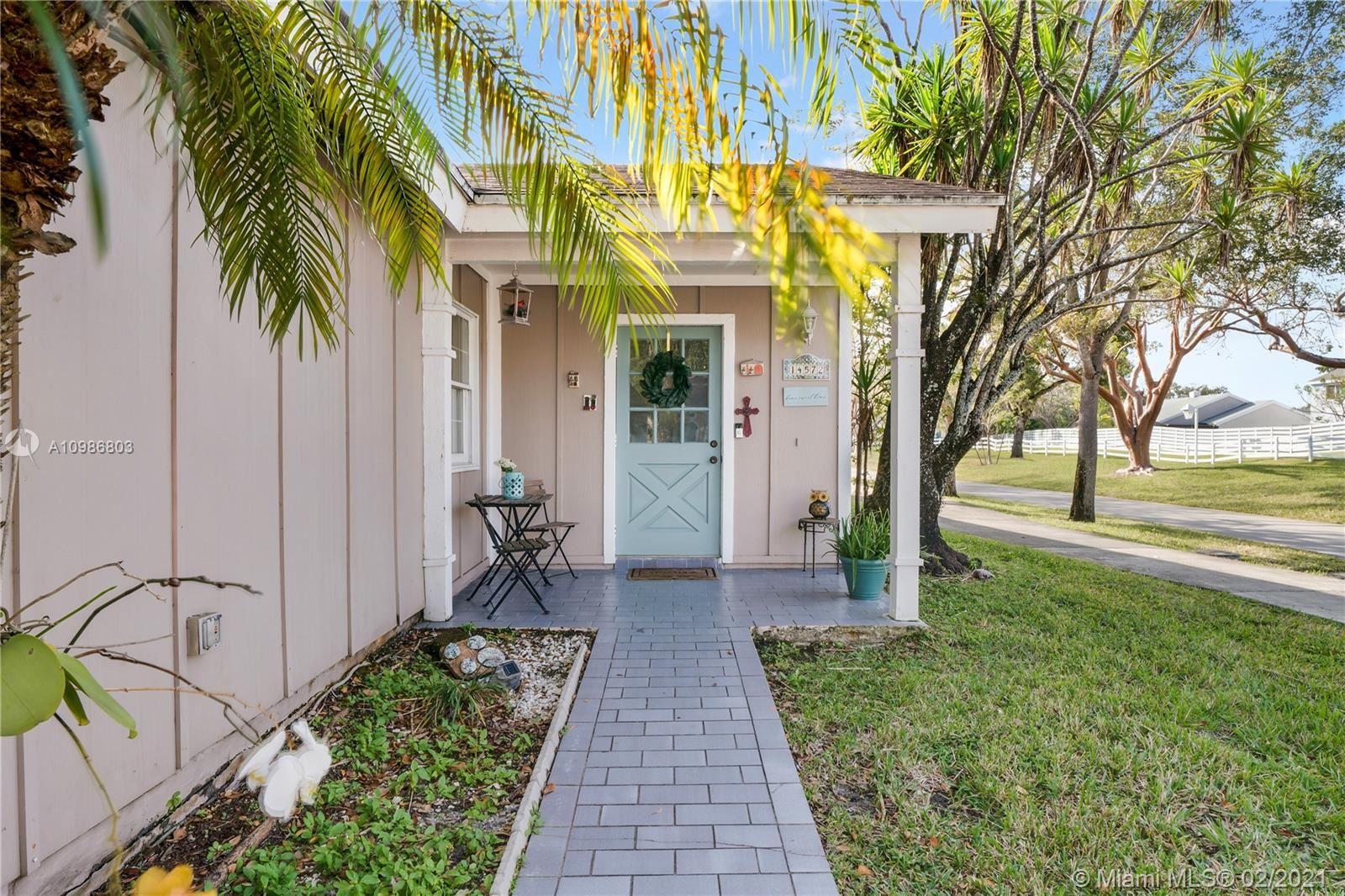 14572 SW 142nd Pl, Miami, FL 33186 - #: A10986803