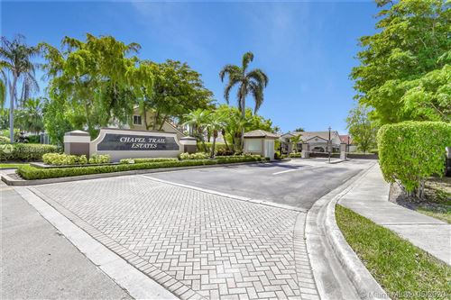 Photo of Listing MLS a10856804 in 19328 NW 14 St Pembroke Pines FL 33029