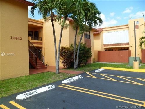 Photo of 10843 NW 7th St #14-21, Miami, FL 33172 (MLS # A10919804)
