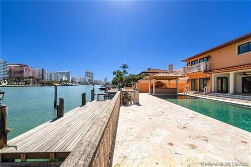Photo of 5445 Pine Tree Dr, Miami Beach, FL 33140 (MLS # A10934804)