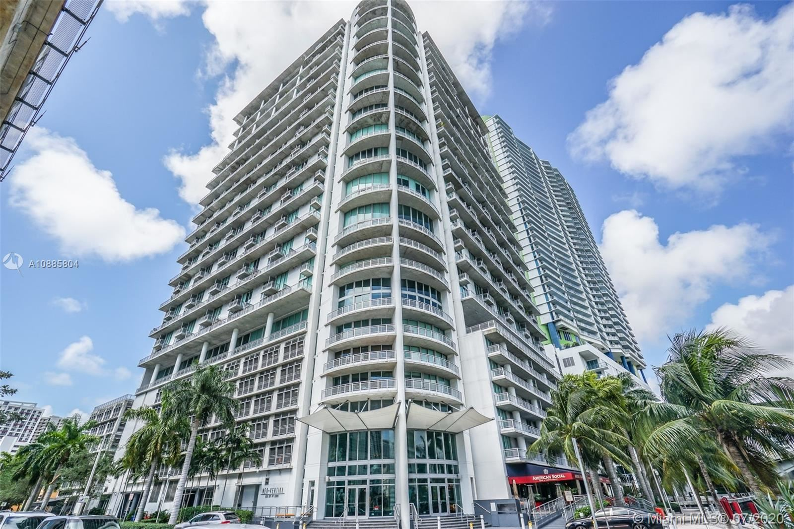 Photo of 690 SW 1st Ct #PHI12, Miami, FL 33130 (MLS # A10885804)