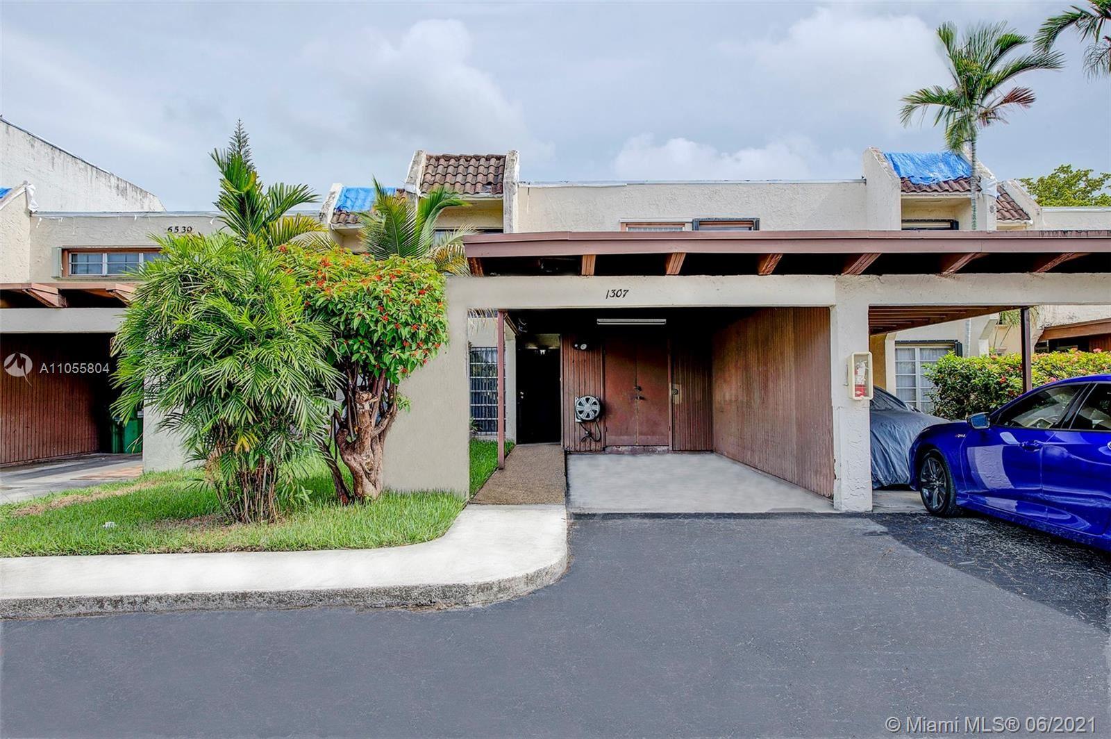 6530 Kendale Lakes Dr #1307, Miami, FL 33183 - #: A11055804