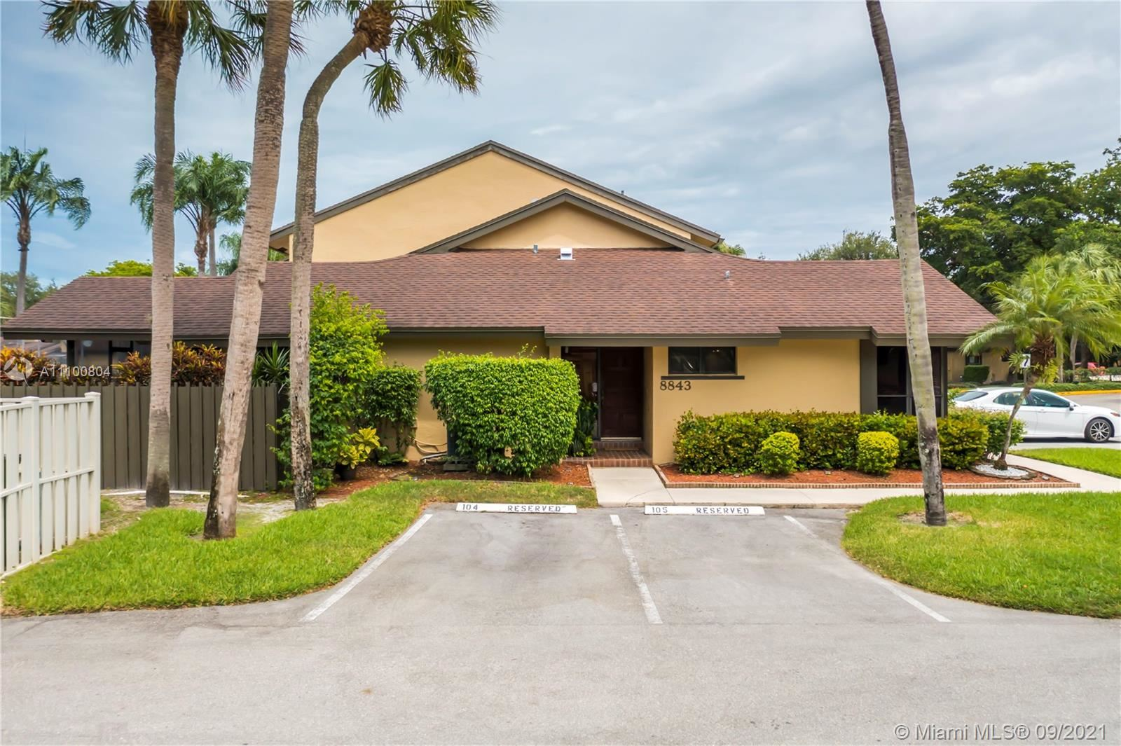 8843 Cleary Blvd, Plantation, FL 33324 - #: A11100804