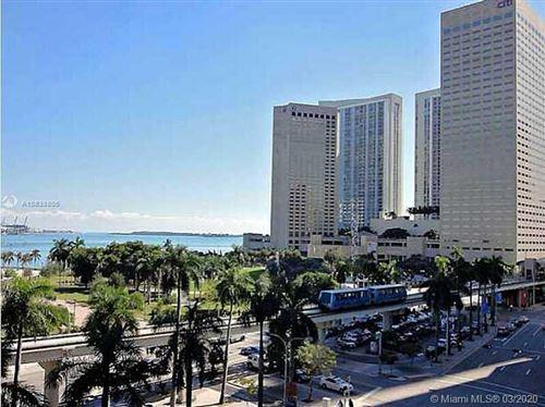Photo of 50 E Biscayne Blvd #505, Miami, FL 33132 (MLS # A10838805)