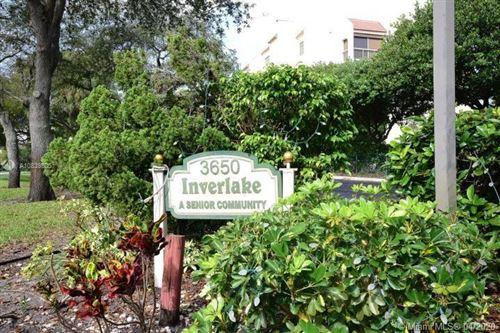 Photo of 3650 Environ Blvd #510, Lauderhill, FL 33319 (MLS # A10839805)