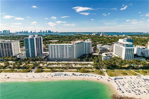 Photo of 2899 Collins Ave #1034, Miami Beach, FL 33140 (MLS # A11102805)