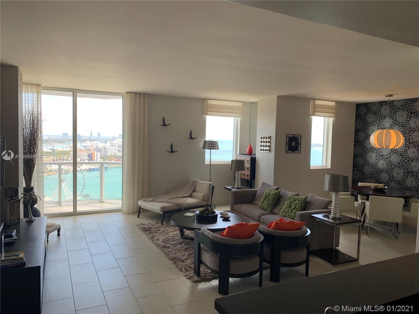 244 Biscayne Blvd #2603, Miami, FL 33132 - #: A10989805
