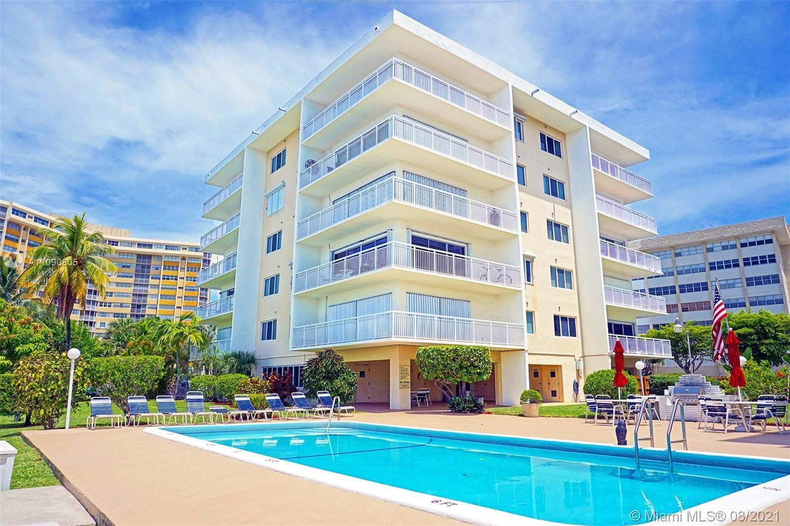 120 Golden Isles Dr #62B, Hallandale Beach, FL 33009 - #: A11090805