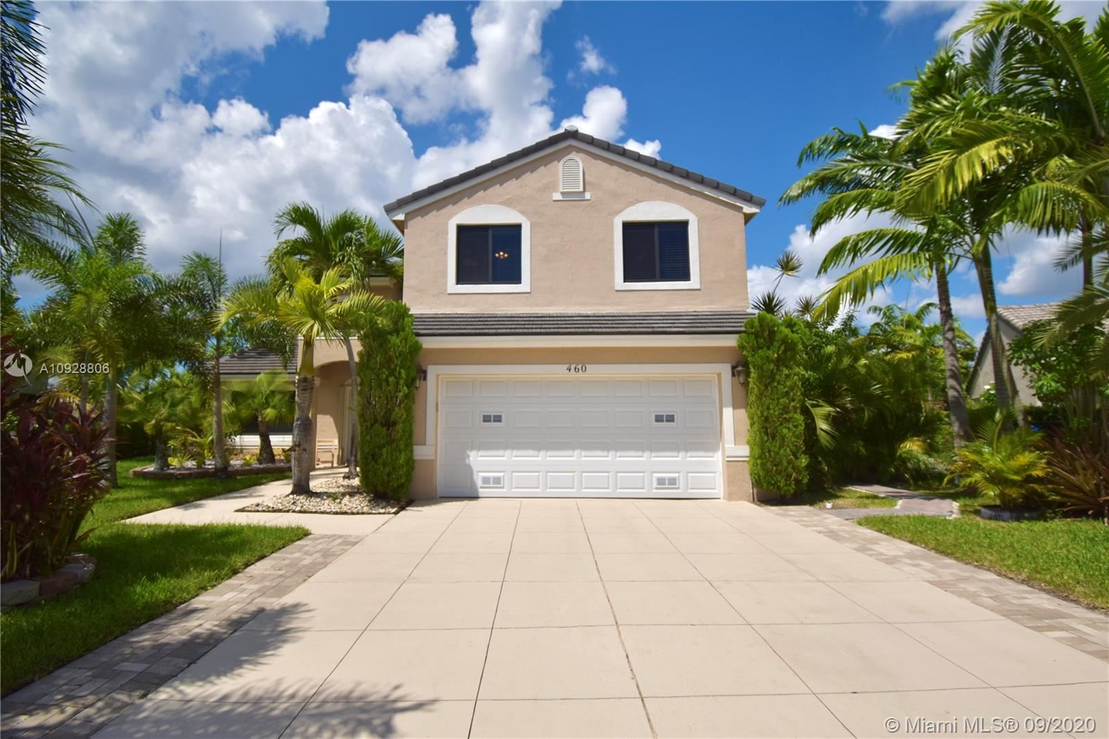 Photo of 460 NW 190th Ave, Pembroke Pines, FL 33029 (MLS # A10928806)