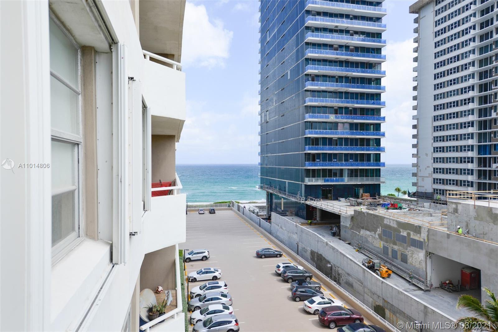 1980 S Ocean Dr #6L, Hallandale Beach, FL 33009 - #: A11014806