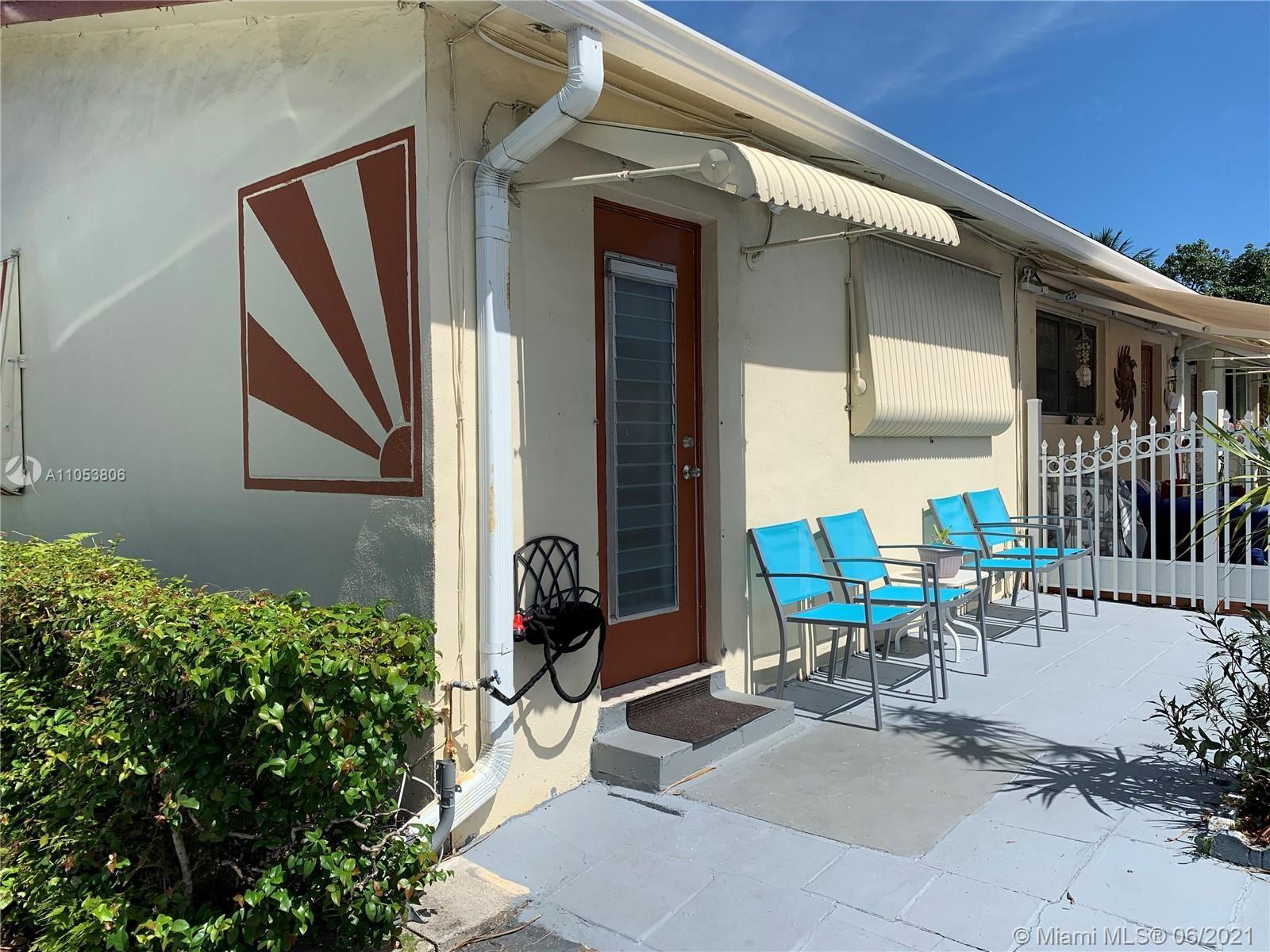 2516 Hayes St #12, Hollywood, FL 33020 - #: A11053806