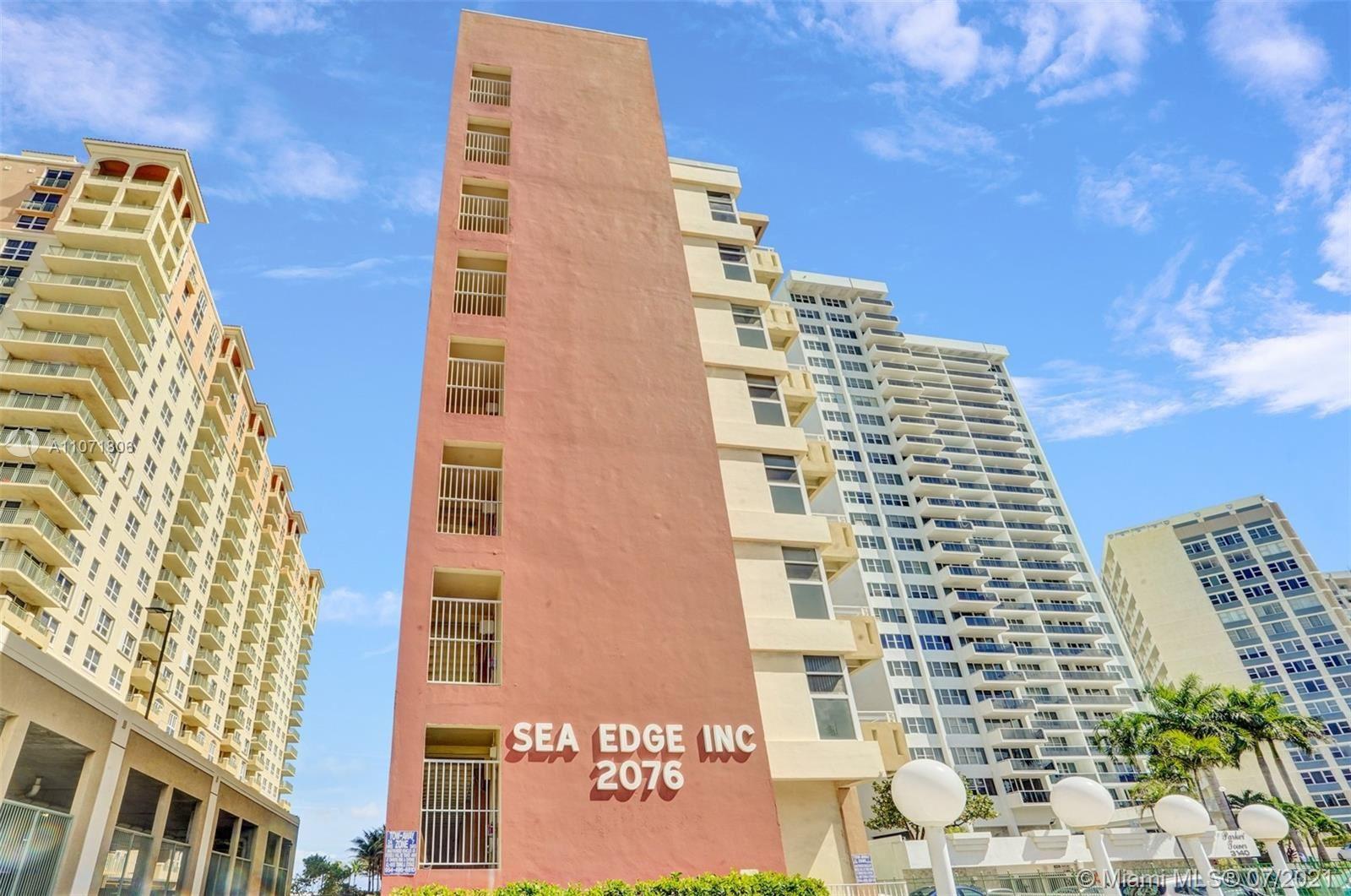 Photo of 2076 S Ocean Dr #612, Hallandale Beach, FL 33009 (MLS # A11071806)