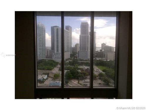 Photo of Listing MLS a10810807 in 690 SW 1ST COURT #2114 Miami FL 33130
