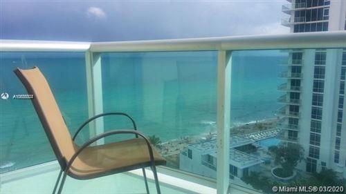Foto de inmueble con direccion 3901 S Ocean Dr #14J Hollywood FL 33019 con MLS A10835807