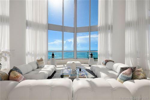 Photo of 101 20th St Th A #TH-A, Miami Beach, FL 33139 (MLS # A11051807)