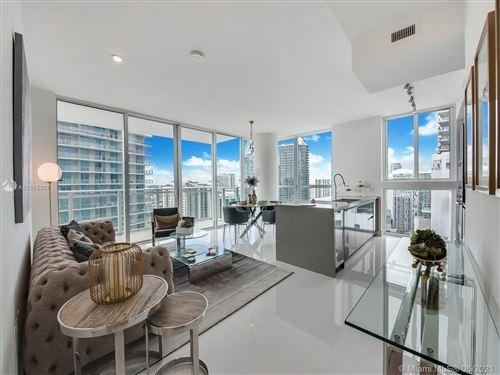 Photo of 1080 Brickell Ave #3609, Miami, FL 33131 (MLS # A11055807)