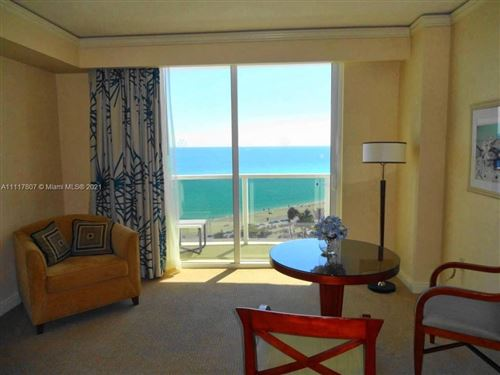 Photo of 18001 Collins Ave #711, Sunny Isles Beach, FL 33160 (MLS # A11117807)