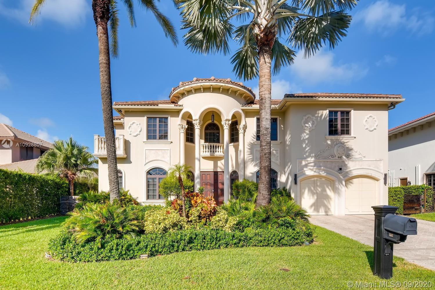 Photo of 642 Palm Dr, Hallandale Beach, FL 33009 (MLS # A10928807)