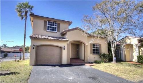 Photo of Listing MLS a10804808 in 1320 NW 125 terrace Sunrise FL 33323