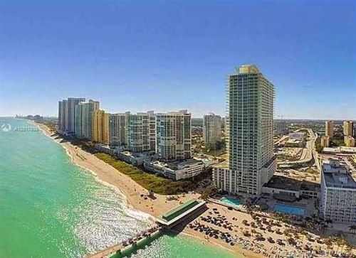 Photo of 16699 Collins Ave #2704, Sunny Isles Beach, FL 33160 (MLS # A10817808)