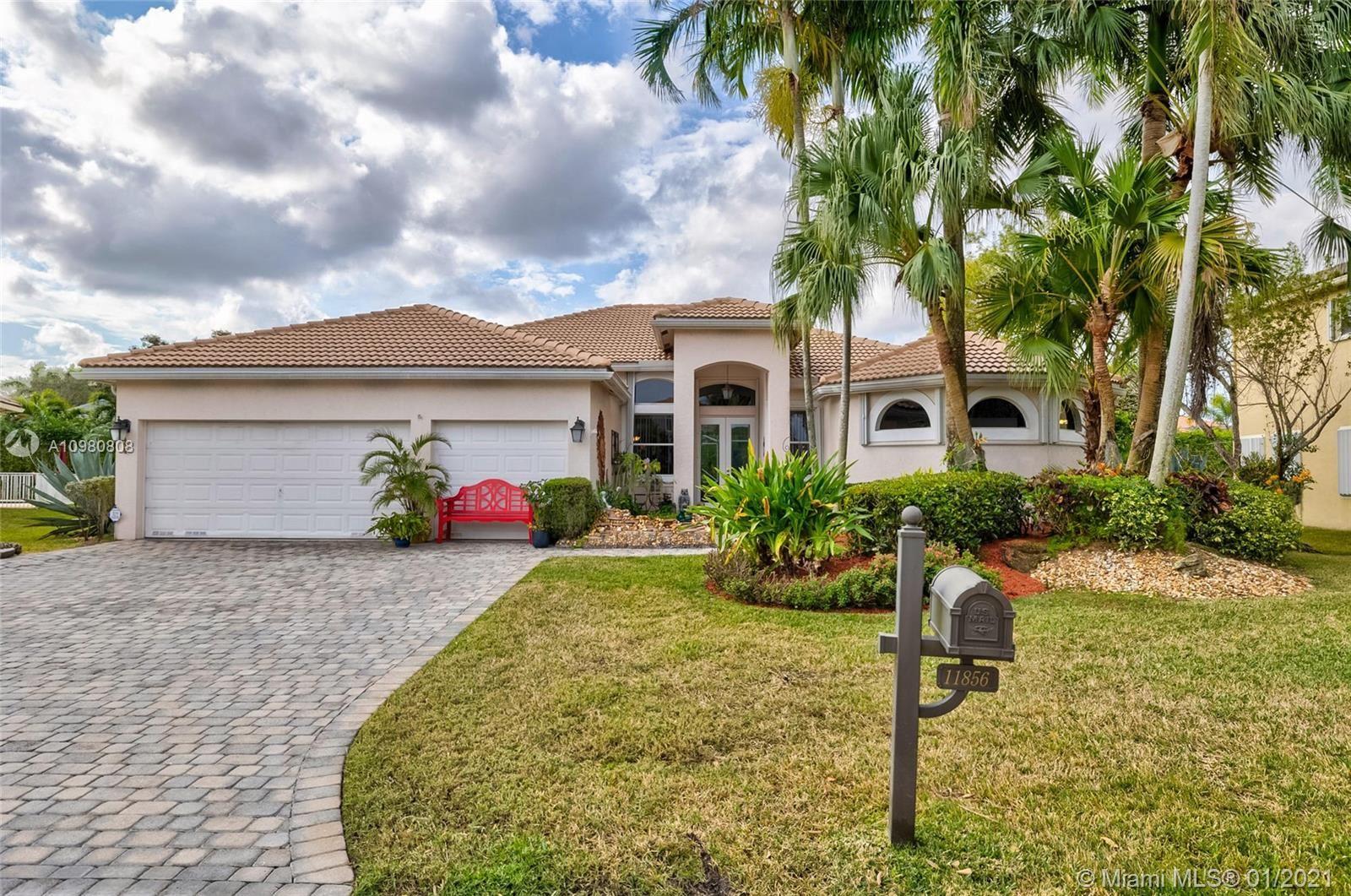 11856 NW 12th Mnr, Coral Springs, FL 33071 - #: A10980808