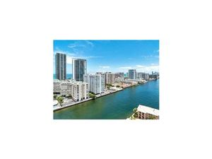 Photo of 2602 E Hallandale Beach Blvd #R1703, Hallandale, FL 33009 (MLS # A10007809)