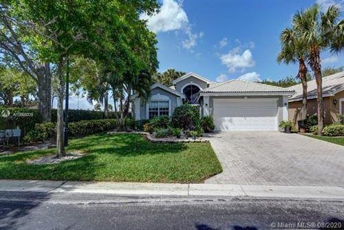 Photo of 11973 Mataro Ave, Boynton Beach, FL 33437 (MLS # A10866809)
