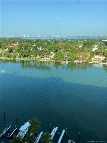 Photo of Listing MLS a10878809 in 5600 Collins Ave #15M Miami Beach FL 33140