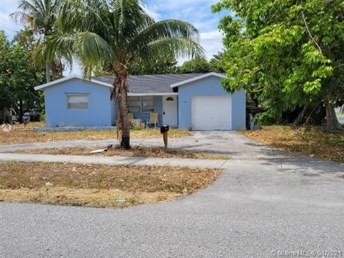 Photo of 2861 NE 1st Ave, Pompano Beach, FL 33064 (MLS # A11024809)