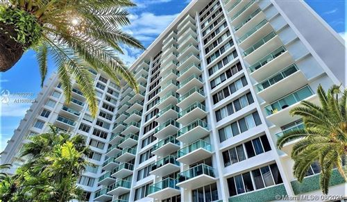 Photo of 1000 West Ave #902, Miami Beach, FL 33139 (MLS # A11078809)