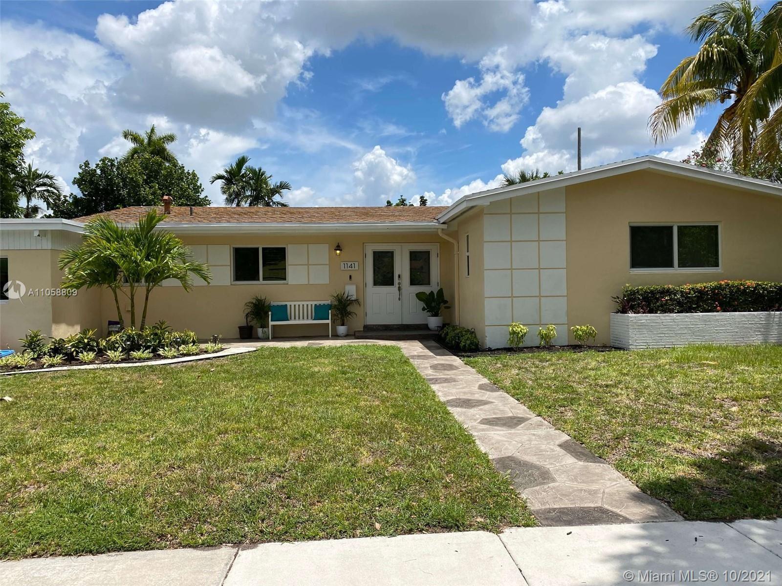 1141 NE 178th Ter, North Miami Beach, FL 33162 - #: A11058809