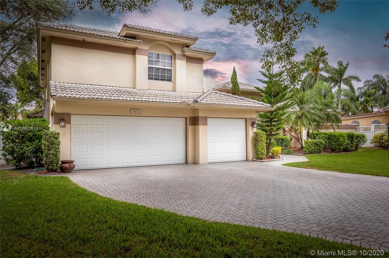8601 NW 45th St, Coral Springs, FL 33065 - #: A10942810