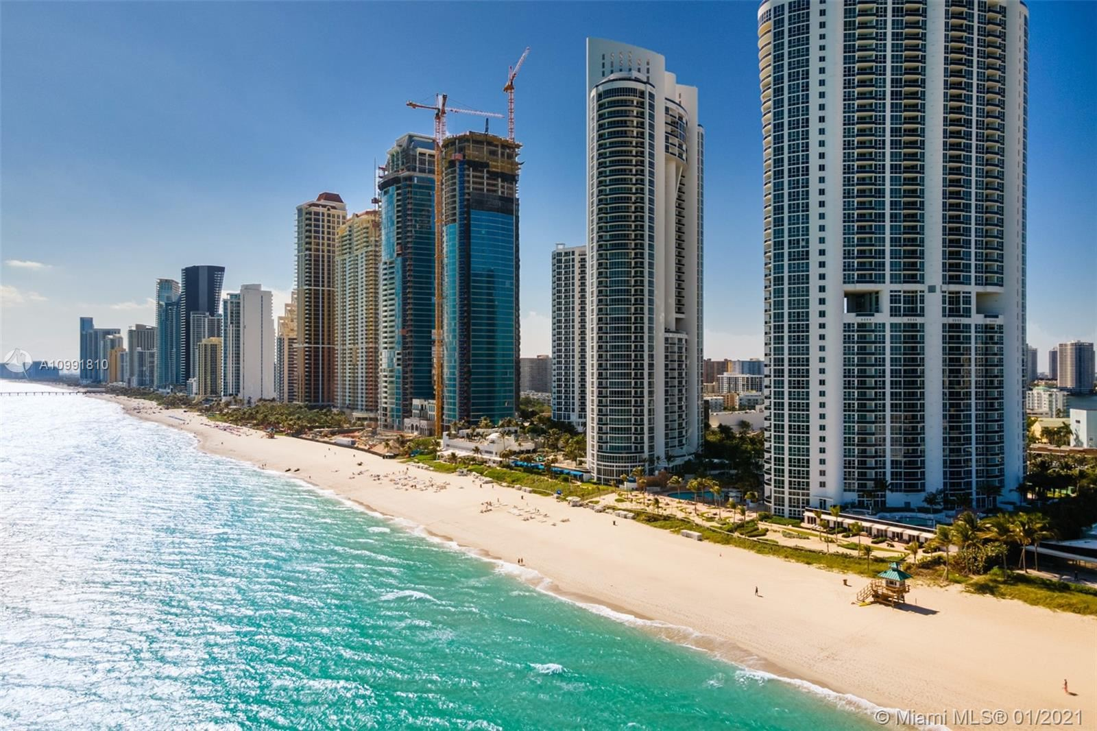 18201 Collins Ave #1009, Sunny Isles, FL 33160 - #: A10991810
